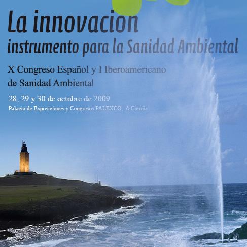 X Congreso Español y I Iberoamericano de Sanidad Ambiental