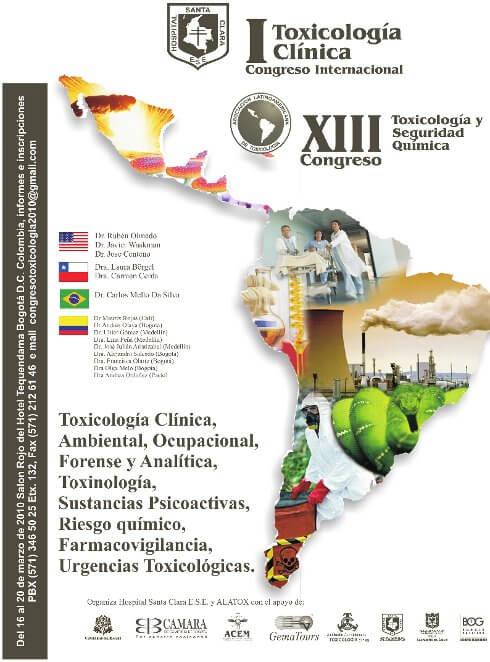 XIII Congreso ALATOX