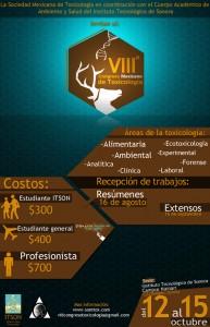 VIII Congreso Mexicano de Toxicología