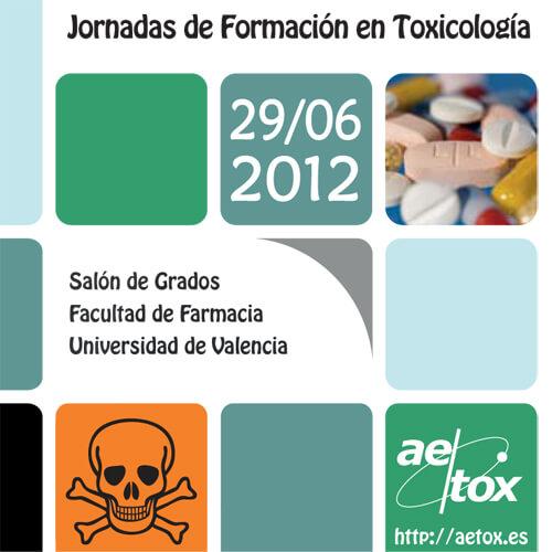 Jornadas de Formación en Toxicología 2012