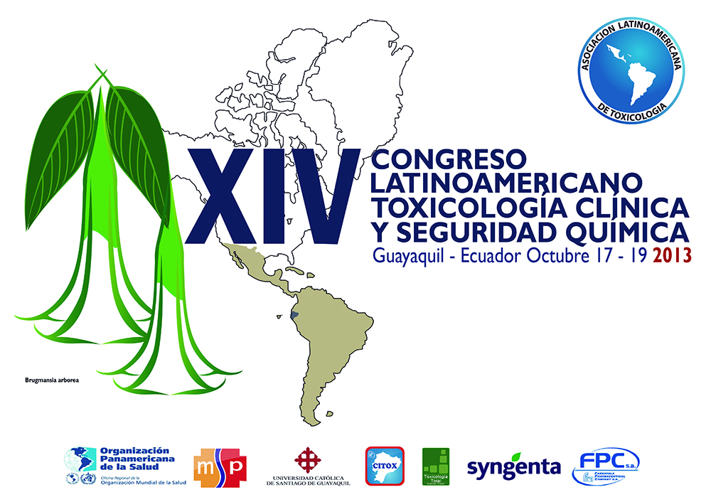 XIV Congreso Latinoamericano de Toxicología Clínica y Seguridad Química