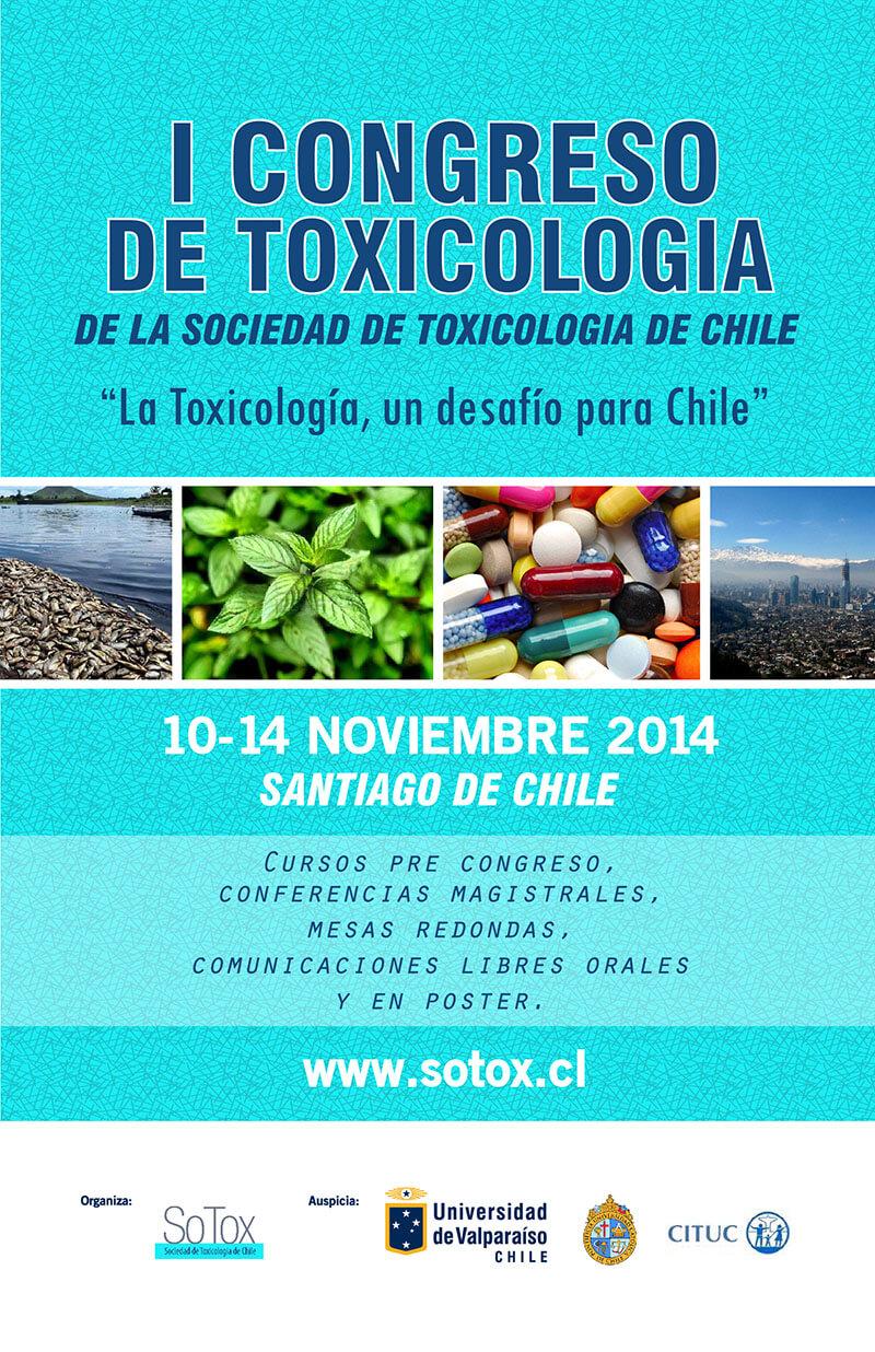 I Congreso de Toxicología de la SOTOX