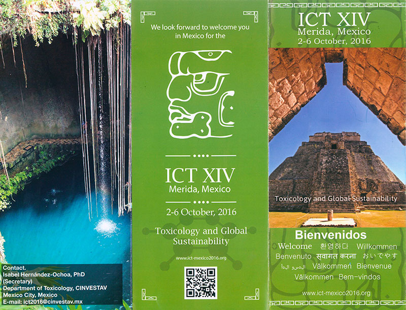 IUTOX 2016 - México