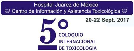 5º Coloquio Internacional de Toxicología