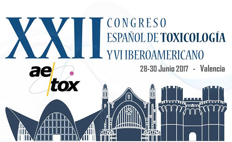 XXII Congreso Español de Toxicología y VI Iberoamericano