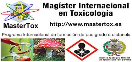 MasterTox - Magíster Internacional en Toxicología