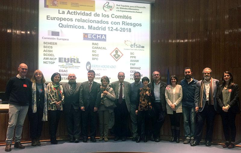 Junta Directiva y colaboradores de REMA