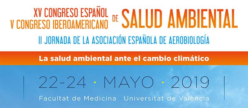 XV Congreso de Salud Ambiental