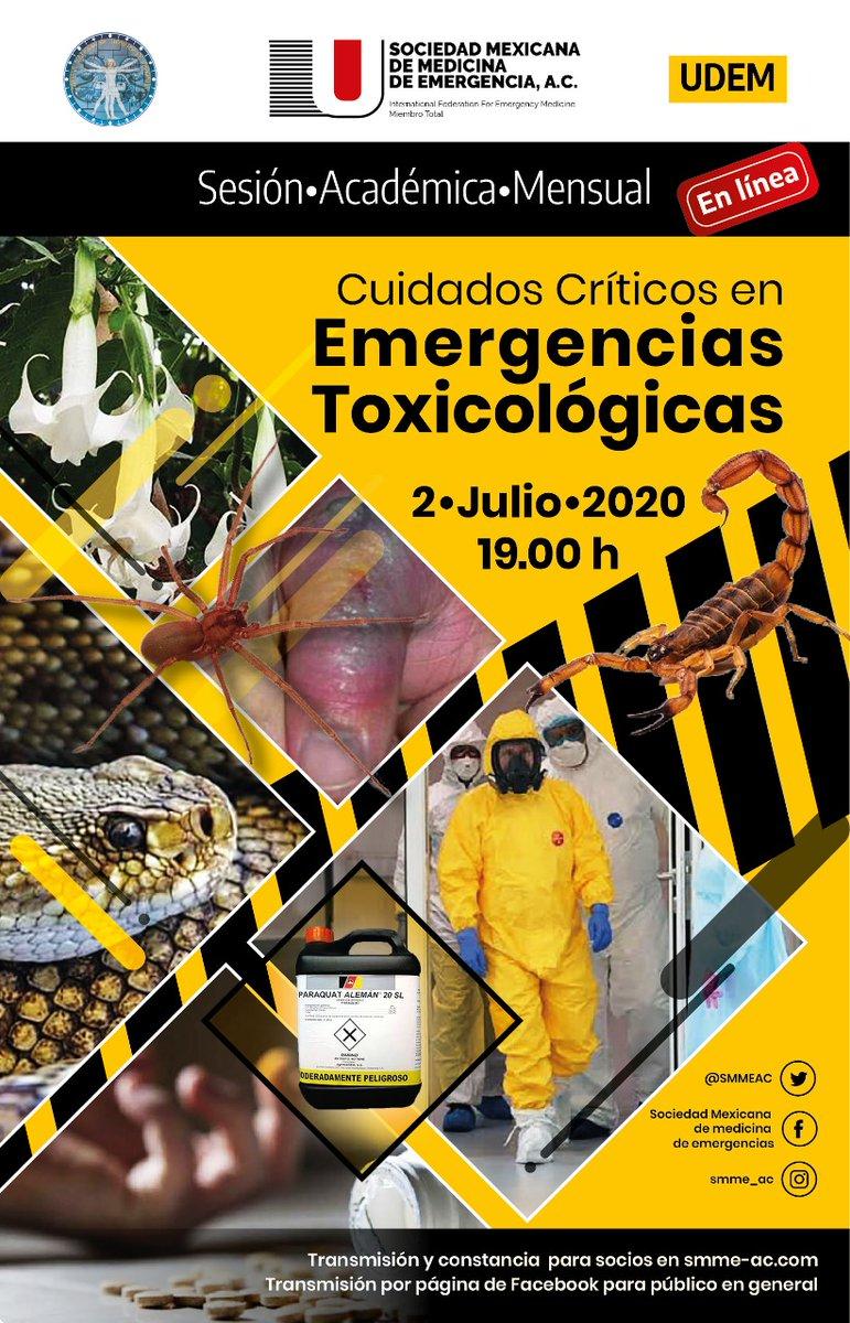 Cuidados Críticos en Emergencias Toxicológicas